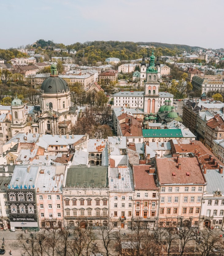 Ukrayna Gezi Rehberi