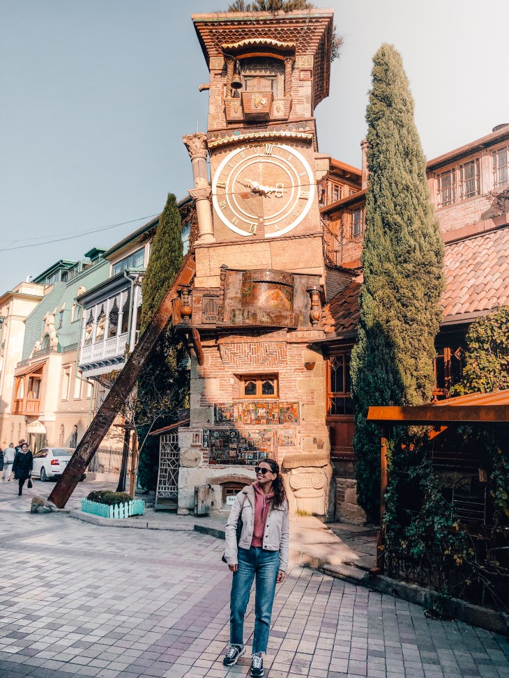 pros and cons of living in Tbilisi