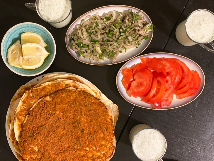 Turkish Lahmacun Recipe