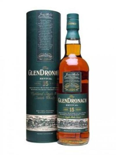 Glendronach 格蘭多納 合歡洋酒 - 合歡菸酒量販