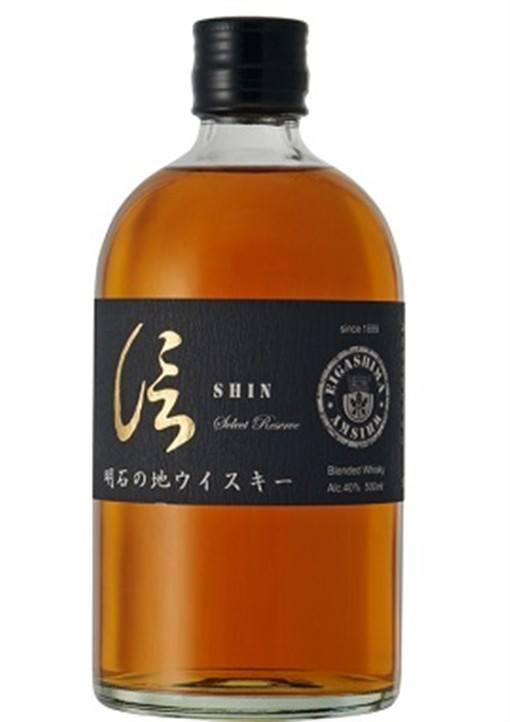 喜愛日威的朋友有福囉~明石(信)威士忌 【合歡洋酒】 - 合歡菸酒量販
