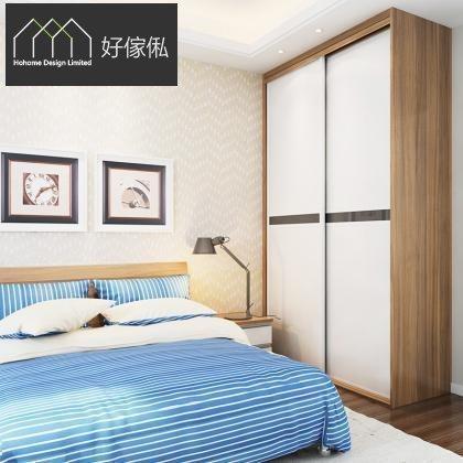 油壓床 雙人床 儲物床 衣櫃 床頭櫃 北歐風格 傢俬設計 訂做 — 好傢俬HoHomeHK
