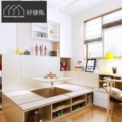 全屋傢俬套餐 客廳 飯廳 玄關 主人房 睡房 廚房 設計訂做 — 好傢俬HoHomeHK