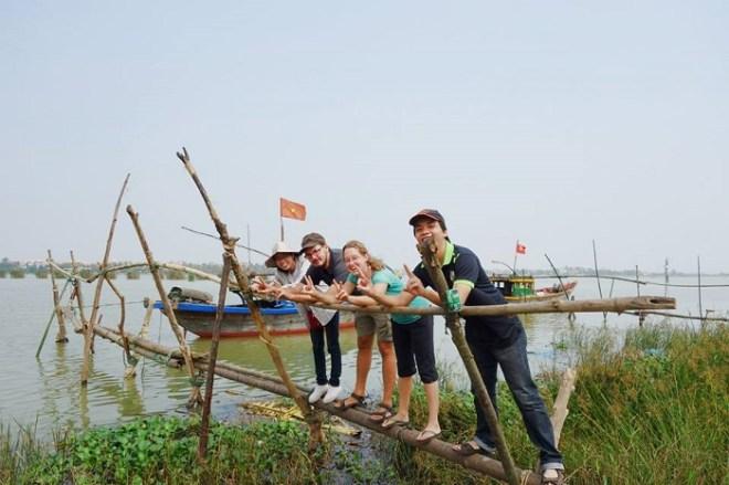 Cam Nam Island cycling tour