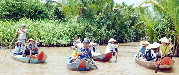 My Tho BenTre - Mekong Delta