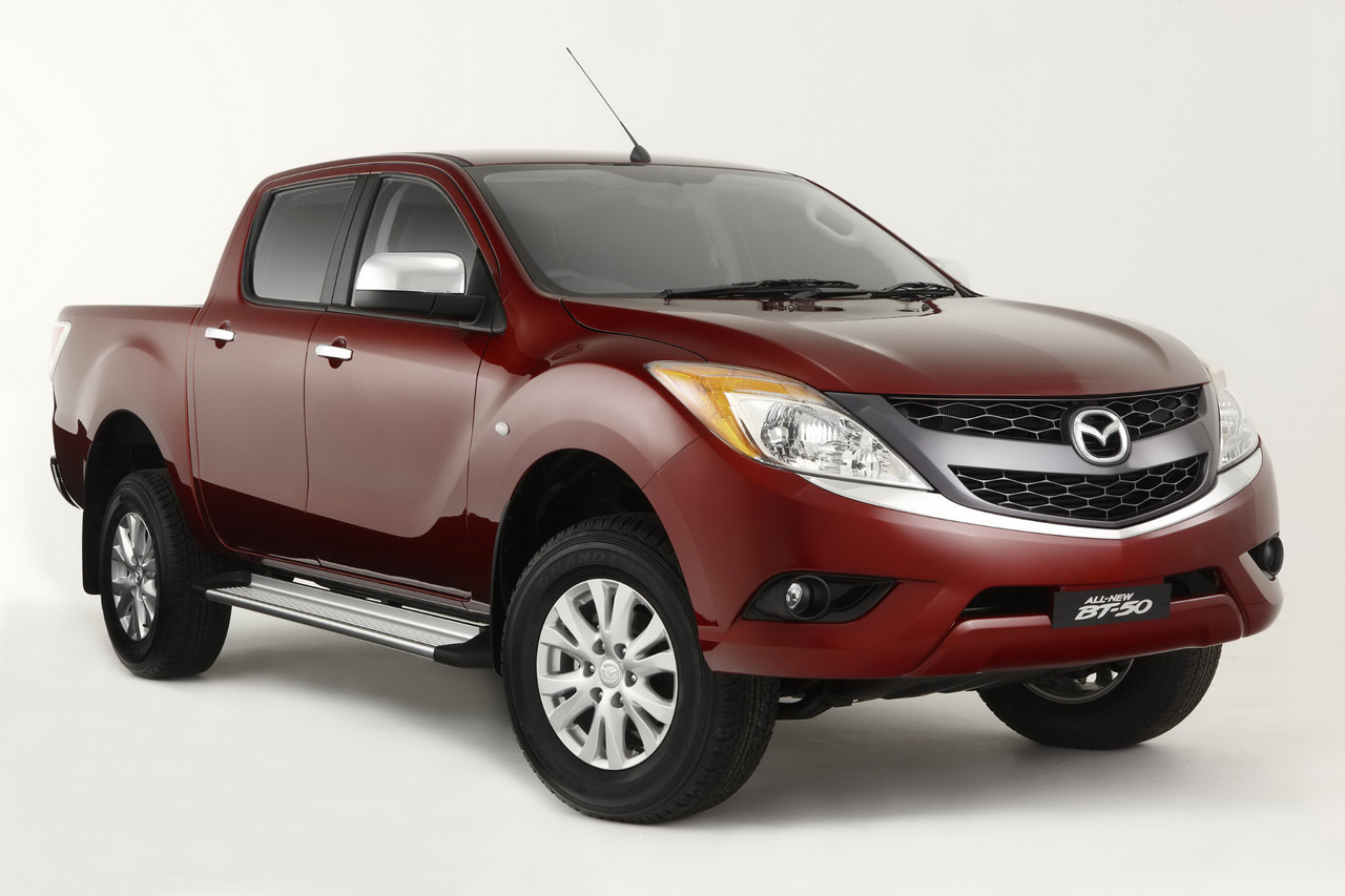 Mazda BT 50 - 4 seaters