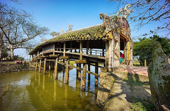 Thanh Toan village in Hue city