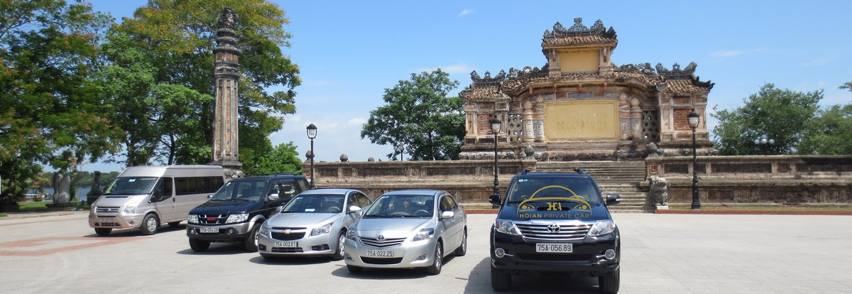 Private Car Hoi An to Hue