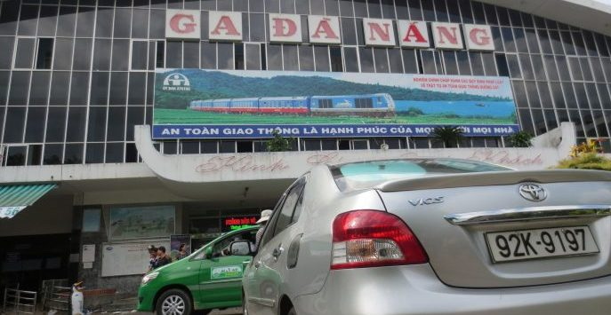 Danang train station