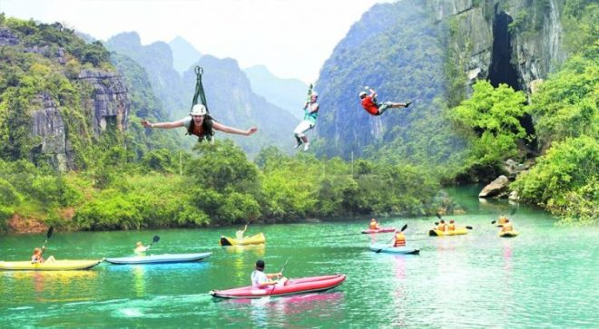 Hoi An to Phong Nha by private car