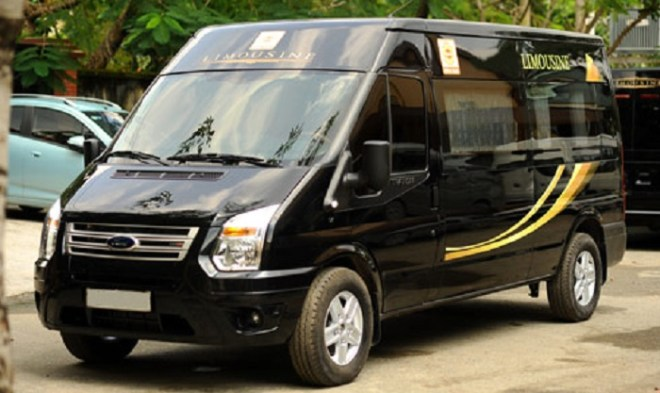 Nhatrang Luxury Limousine car transfers