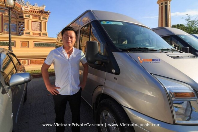 Hanoi to Hai Phong by private car