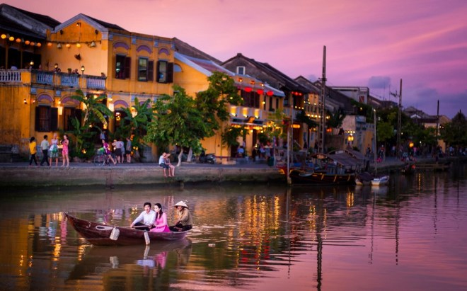 Phong Nha to Hoian by private car