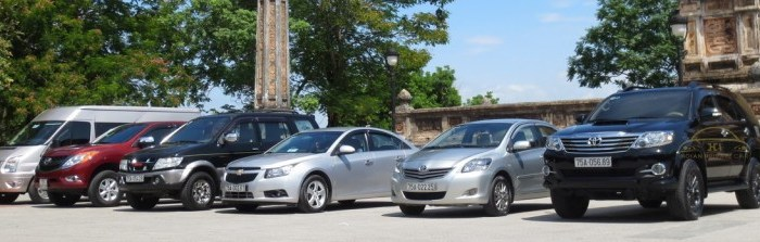 how get to hue by private car