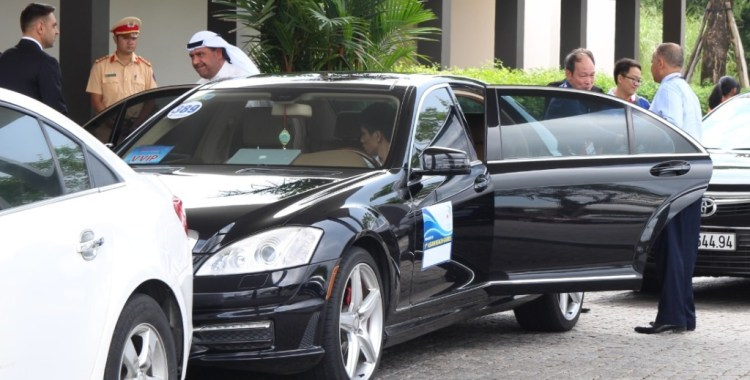 President Sheikh Ahmad Al Fahad Al Sabah – President, Olympic Council of Asia