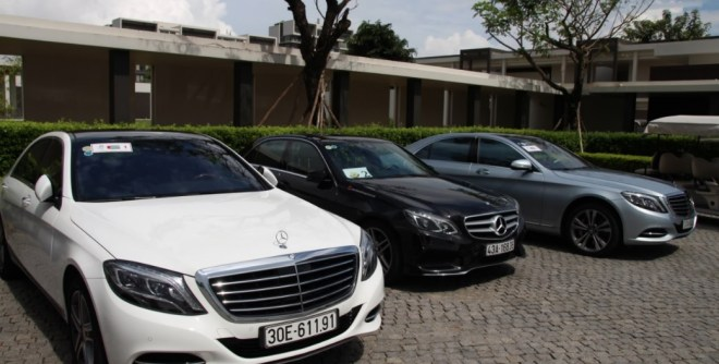 Vietnam Private VIP Car Charter