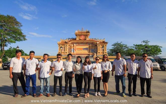 Hoian Private Car Team