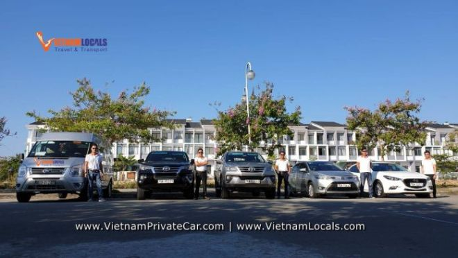 Hoi An Private driver car team