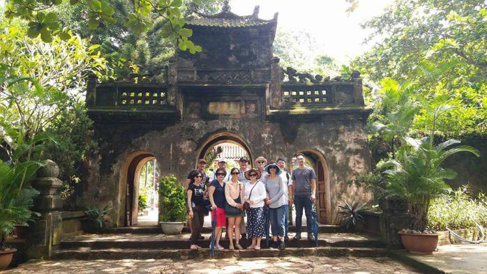 Stop at Marble Mountains in Da Nang