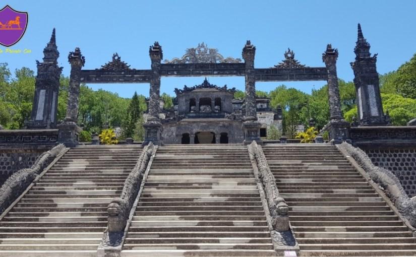 Hue Royal Tombs Half Day Tour- Hoi An Private Car