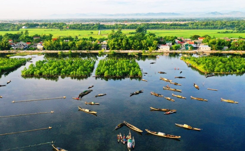 New Experience On Tam Giang Lagoon- Hoi An Private Car