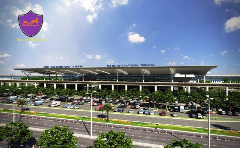 Transfer from Noi Bai Airport- Hoi An Private Car