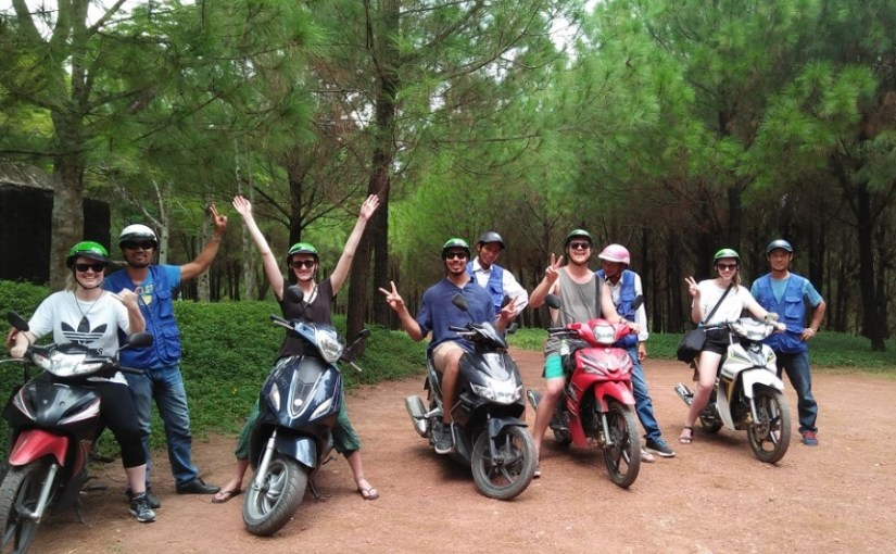 Hue Motorbike Tour- Hoi An Private Car