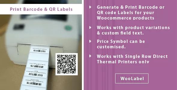 Top 5 Best WooCommerce Barcode Plugins - Hoicker
