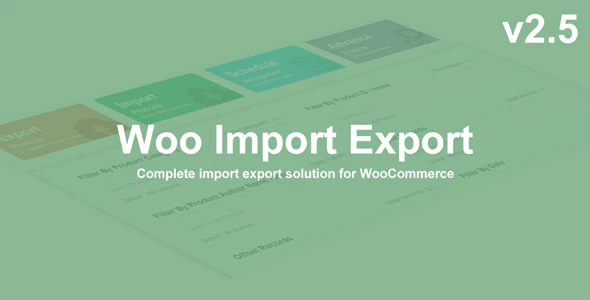 10 Best WooCommerce Import Export Plugins - Hoicker