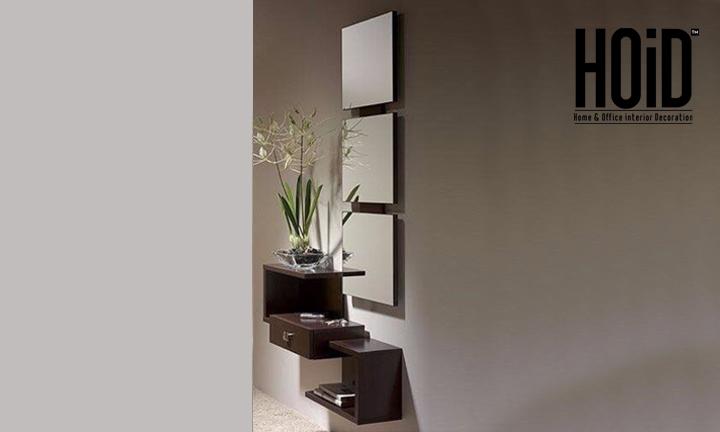 las hallway dresser shelf