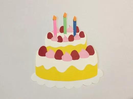保育士の誕生日カード8