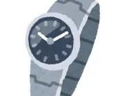 保育士の腕時計