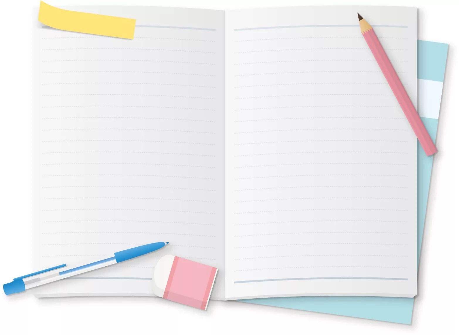 おたより帳を書くコツ