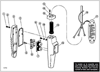 Item # 33211214, Pushbutton Station and 14 Feet (ft