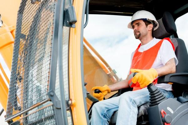 Construction Crane Operator