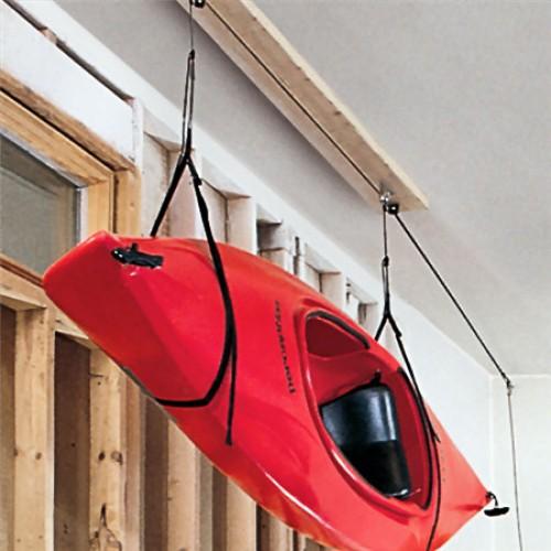 Harken Hoister Canoe Kayak Lift System 15 60 Lbs 2 Point
