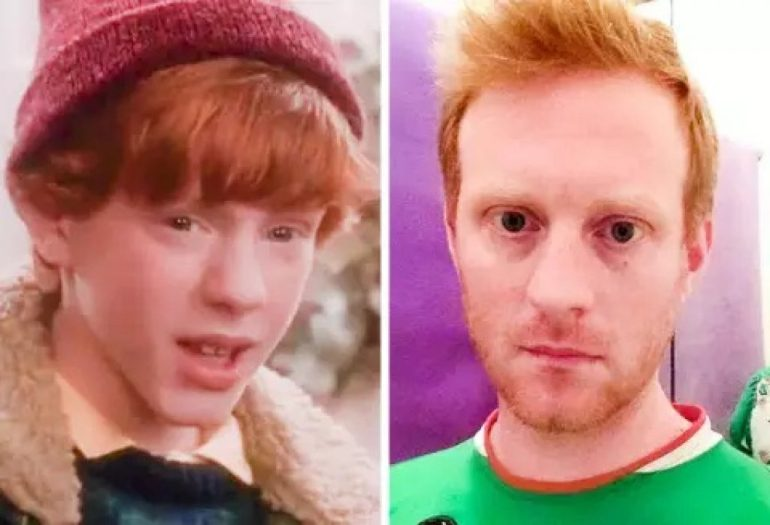 """Let's check What this 16 """"Home Alone"""" Actors Are Doing Now 119"""