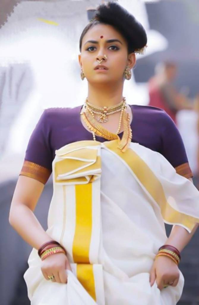 Keerthy Suresh Wiki, Age, Biography, Movies, and Gorgeous Photos 115