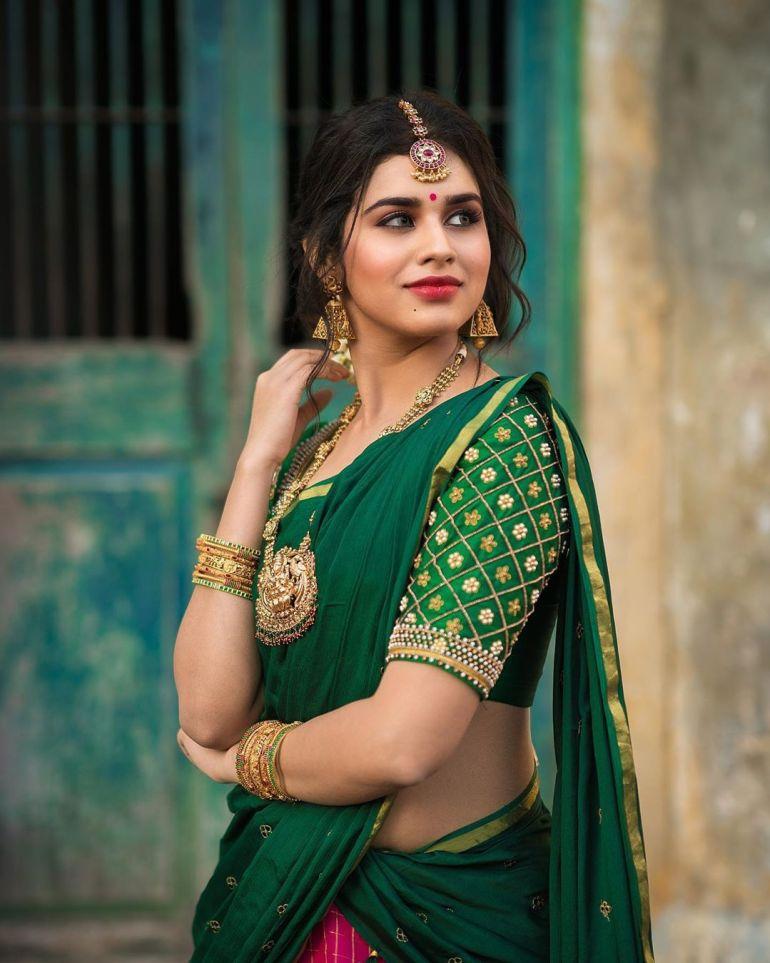 Meenakshi Govindarajan Wiki, Age, Biography, Movies, and Gorgeous Photos 100