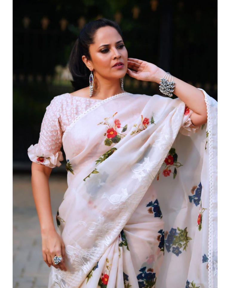 Anasuya Bharadwaj Wiki, Age, Biography, Movies, and Beautiful Photos 126
