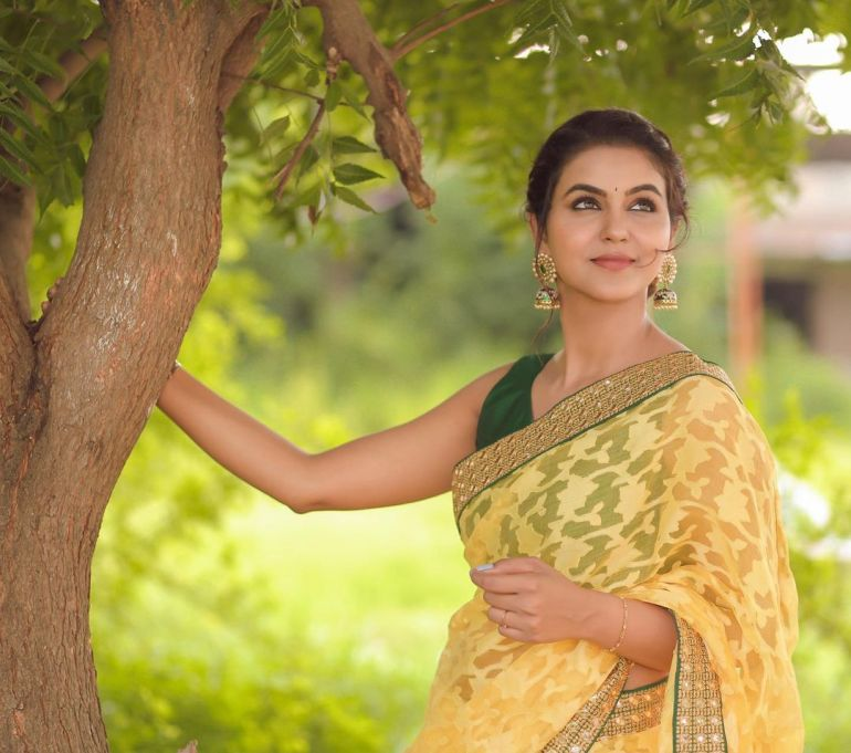 Chaitra Reddy Wiki, Age, Biography, Movies, and Beautiful Photos 115