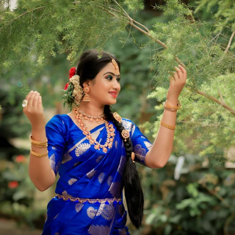 Swathy Nithyanand Bio, Wiki, Age, Husband, Serial, and Beautiful Photos 127