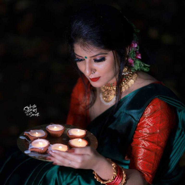 Aswathy S Nair Wiki, Biography, Serials, and Beautiful Photos 115