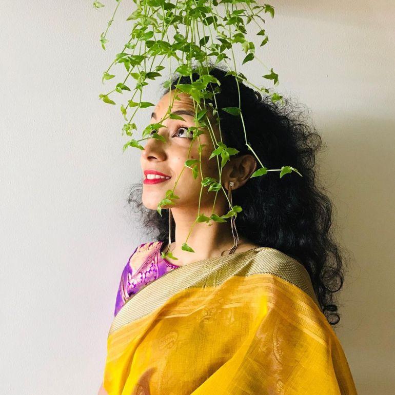 Navya Davy Wiki, Age, Biography, Movies, and Beautiful Photos 119