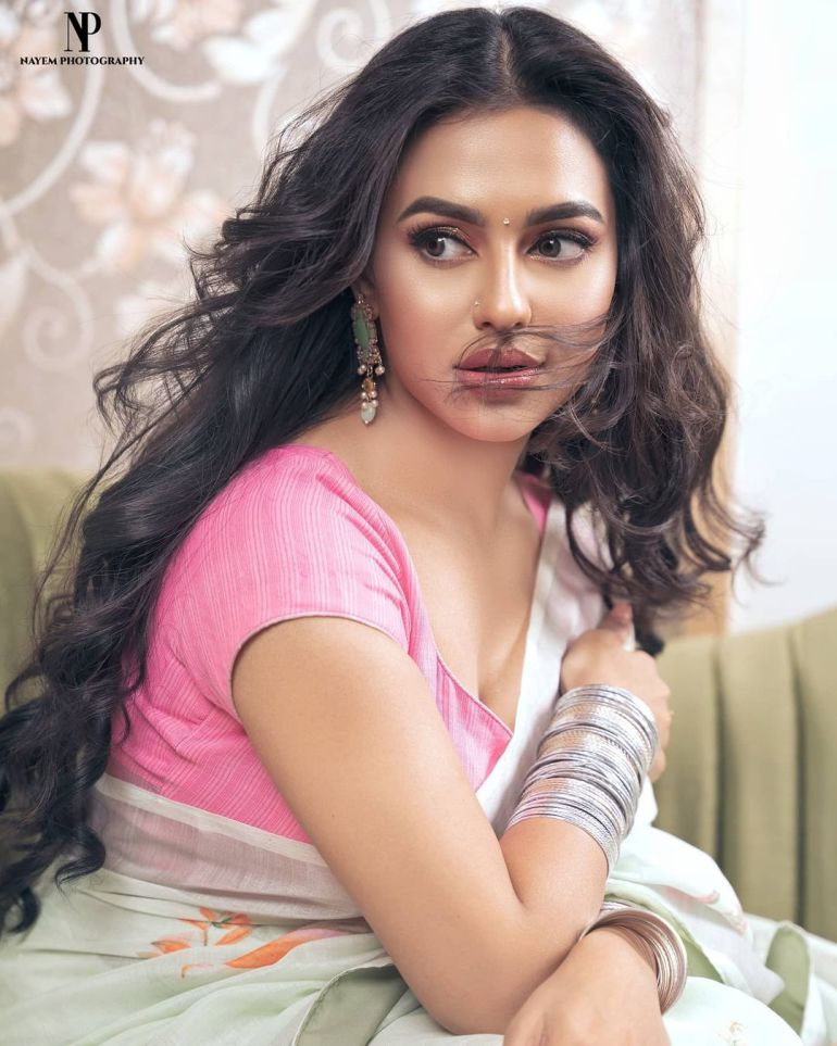 Nusraat Faria Mazhar Gorgeous Photos, Wiki, Age, Biography, and Movies 118