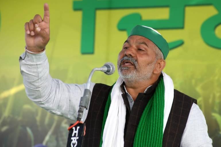 Know who is Rakesh Tikait, the Farmer Leader 102