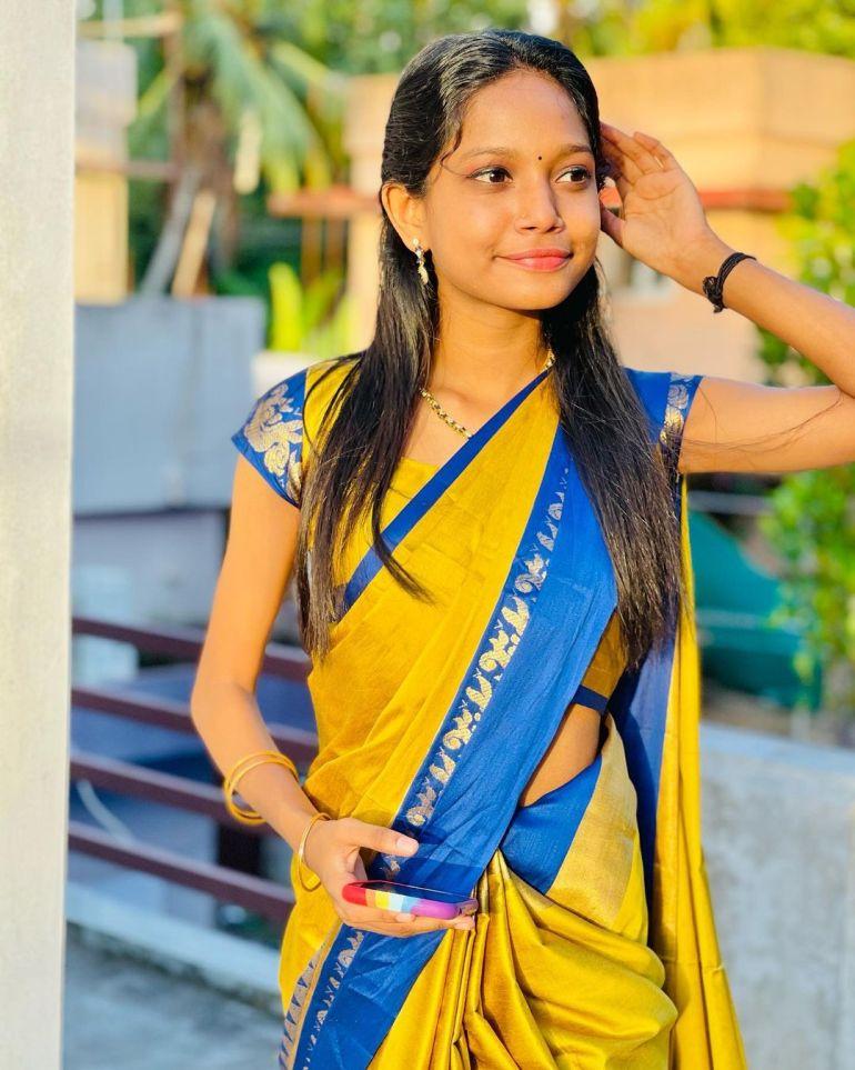 Amritha Shaji Wiki, Age, Biography, Net worth, and Beautiful Photos 112
