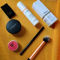 February Monthly Favourites ft. KATE, Bare Minerals and Kiko!