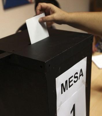 eleições legislativas voto