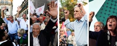 legislativas portuguesas